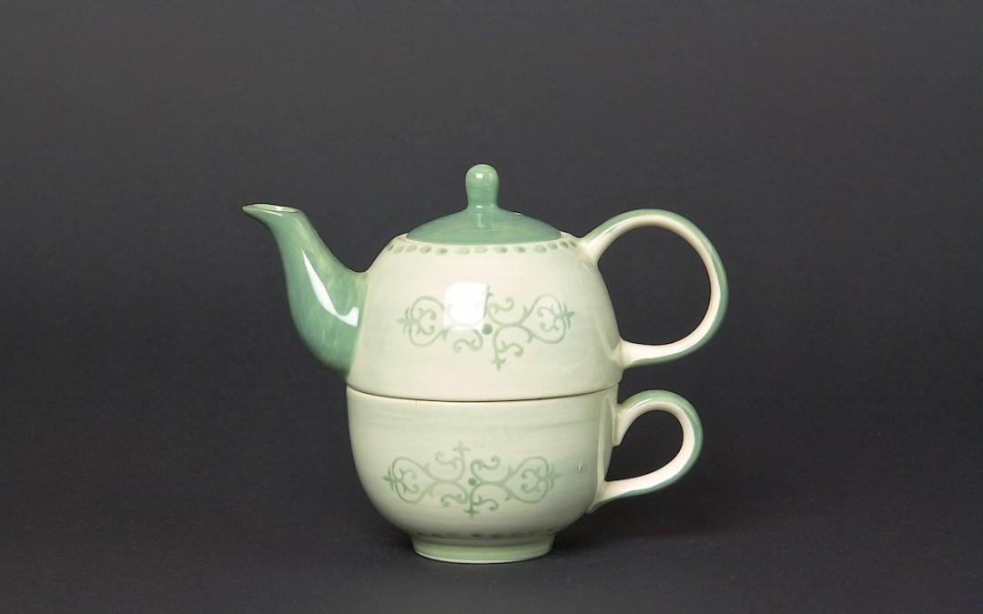 Tea for One Set Ornament