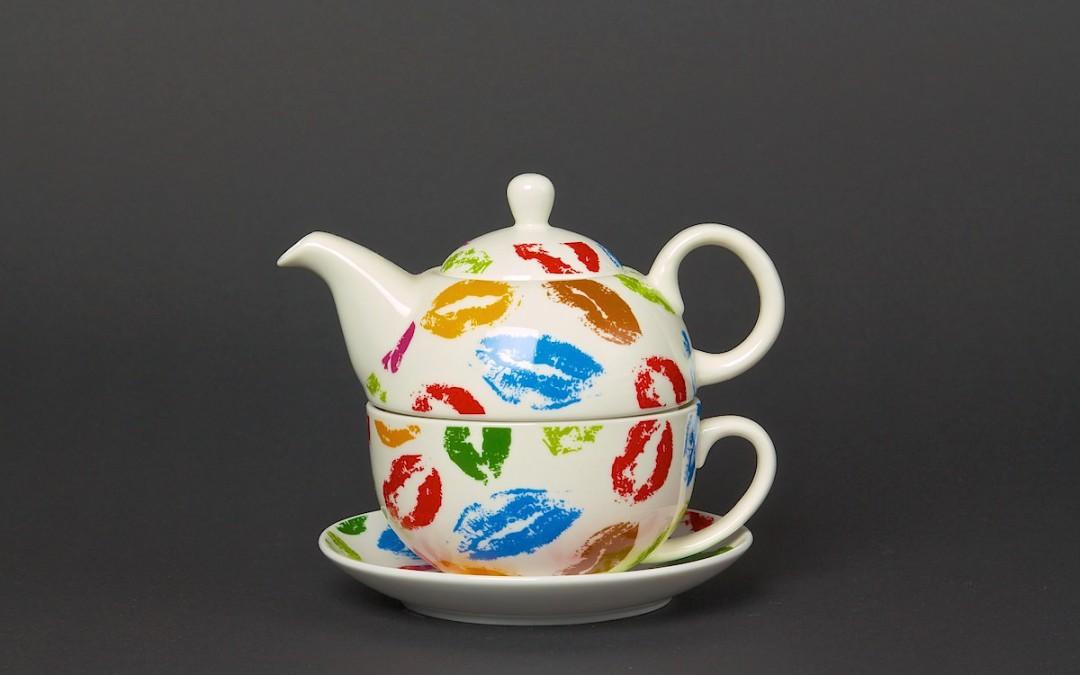 Tea for One Set Kußmund