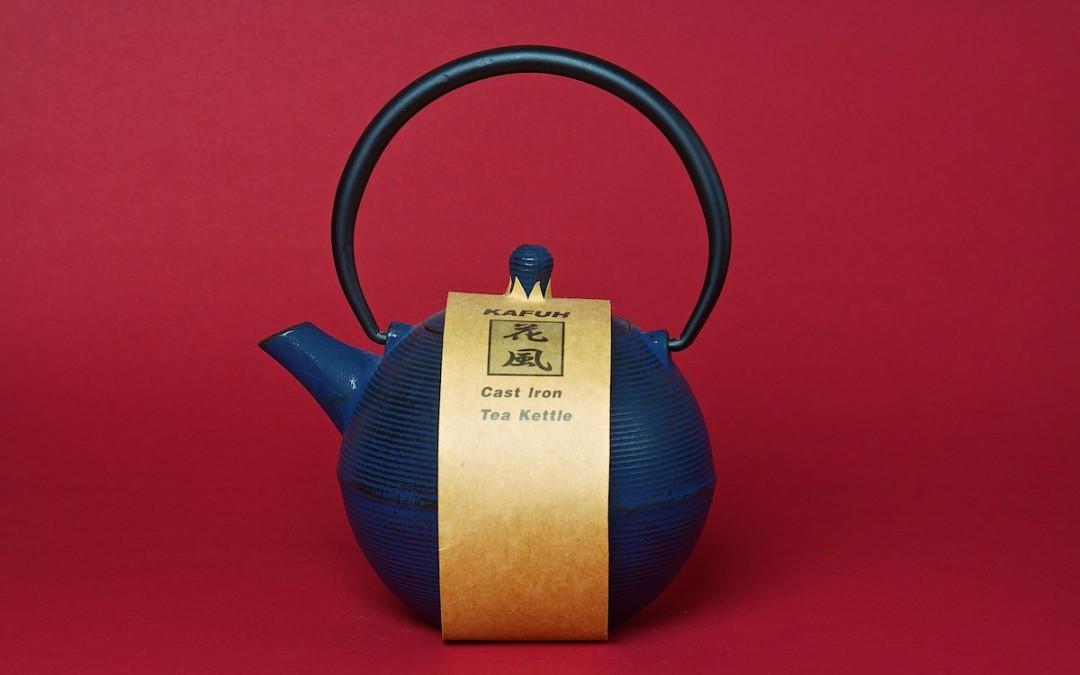 Teekanne Blue Bird
