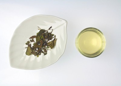 Bio Pai Mu Tan (Weißer Tee aus China)
