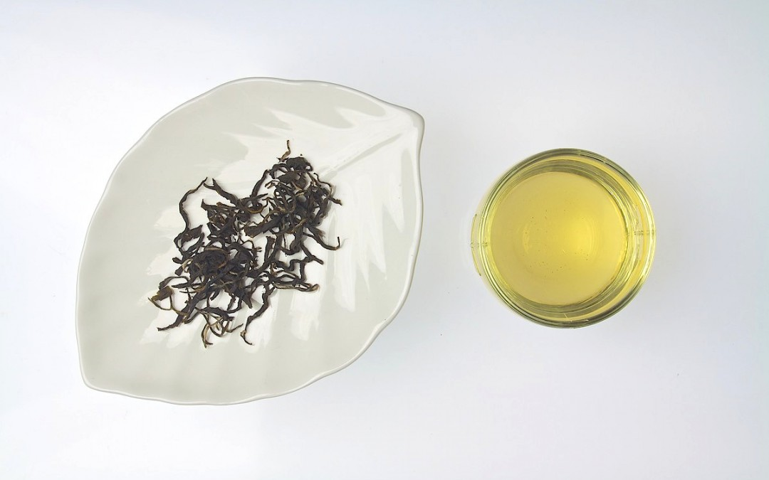 Most Superior Oolong (Brauner Tee)