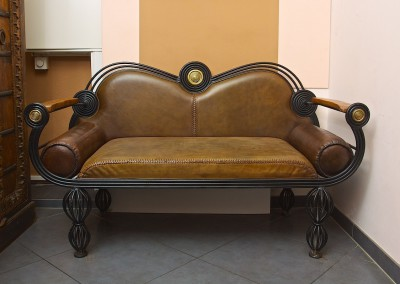 "Couch ""Blüte"""
